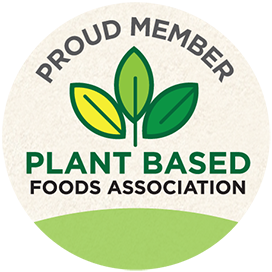 Proud Member of the Plant Based Food Association